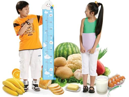 Những thực phẩm nên ăn thường xuyên để tăng chiều cao và thông minh